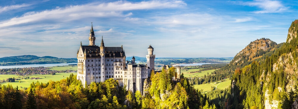 Info over verhuizingen naar Duitsland