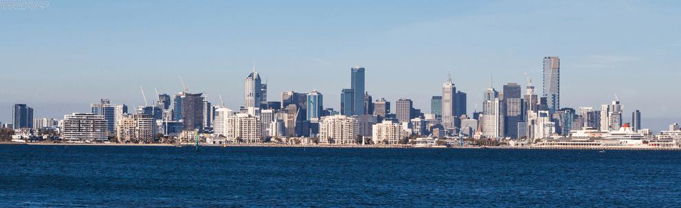 Verhuizen naar Melbourne