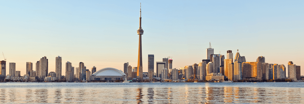 Verhuizen naar Toronto