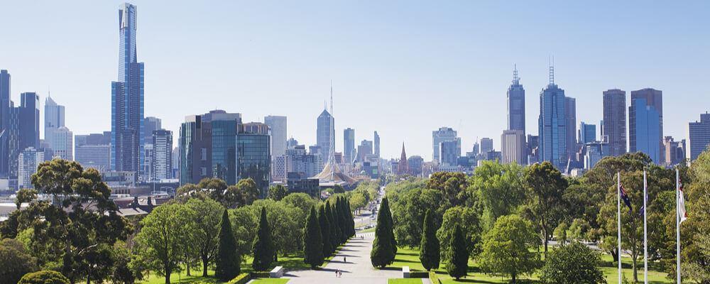 Verhuizing naar Melbourne