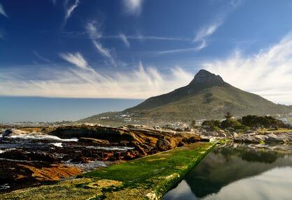 verhuizen naar Kaapstad