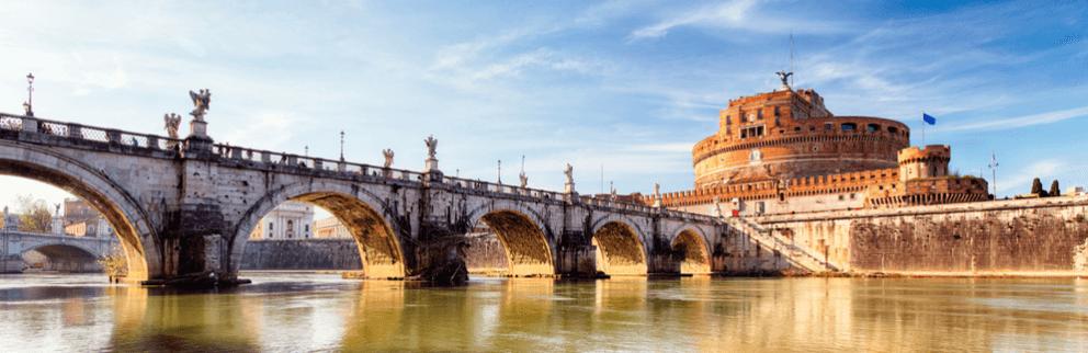 Verhuizen naar Rome